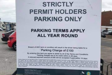 924 sign Beatty Road parking petition - add your name today on Eastbourne Bournefree website
