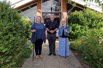 New vicar at St Richard's church, Langney (which includes Sovereign Harbour) on Eastbourne Bournefree website