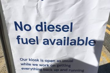 Sussex Police: Buy fuel as normal and don't join the queues