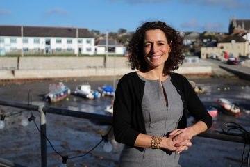 So what was TV star Alex Polizzi doing in Eastbourne yesterday? on Eastbourne Bournefree website