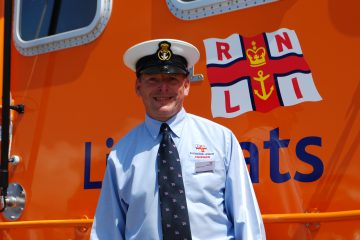 Eastbourne RNLI's Mark Sawyer describes 'desperation' of yesterday's migrant operation on Eastbourne Bournefree website