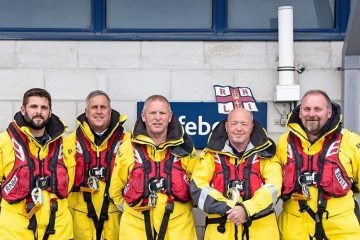 Urban Industry Store unveils exclusive T shirts, hoodies or caps to help Eastbourne RNLI on Eastbourne Bournefree website