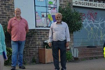 New funding to make Gildredge Park safer on Eastbourne Bournefree website