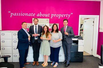 Eastbourne estate agents celebrates bumper year on Eastbourne Bournefree website