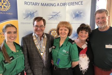 Rotary Club of Eastbourne raches out to those alone on Christmas Day on Eastbourne Bournefree website