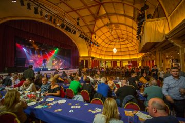 Live Music and Real Ale Return to the Winter Garden on Eastbourne Bournefree website