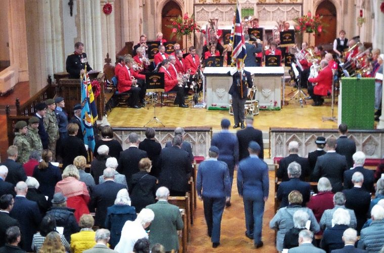 REMEMBRANCE CONCERT TO GO AHEAD IN EASTBOURNE on Eastbourne Bournefree website