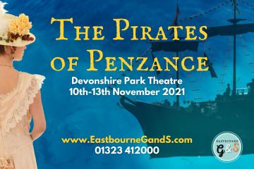 Eastbourne G&S Returns with a Swashbuckling Show! on Eastbourne Bournefree website