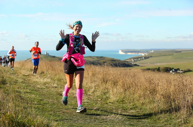 Spectators Can Show Support for Runners at Beachy Head Marathon, Half and 10K on Eastbourne Bournefree website