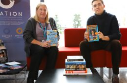 Pop-up Bookshop to Open at Eastbourne's Welcome Building on Eastbourne Bournefree website