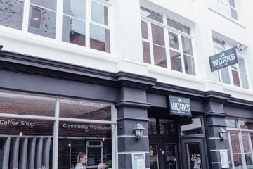 The Works - The modern way to work in Eastbourne on Eastbourne Bournefree website