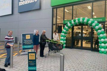 Eastbourne store reopens after massive refit on Eastbourne Bournefree website, Dunelm Eastbourne