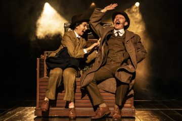 The Hound of the Baskervilles comes to the Devonshire Park Theatre on Eastbourne Bournefree website