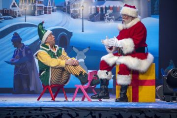 Elf, A Christmas Spectacular in Eastbourne on Bournefree website